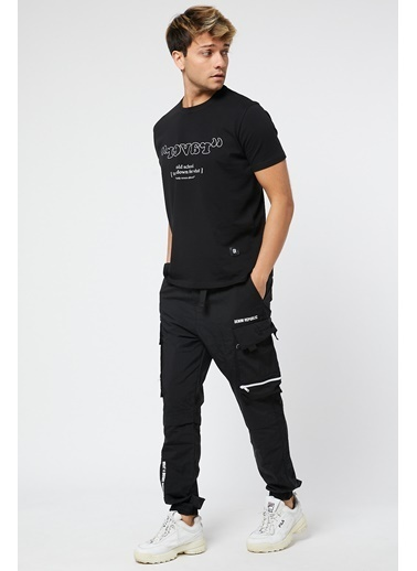 Denim Republic Pantolon Siyah
